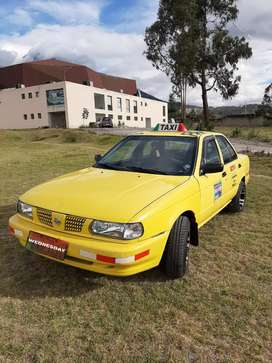 Vendo taxi con acciones