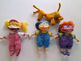Rugrats Ice cream face (1998) y Mattel