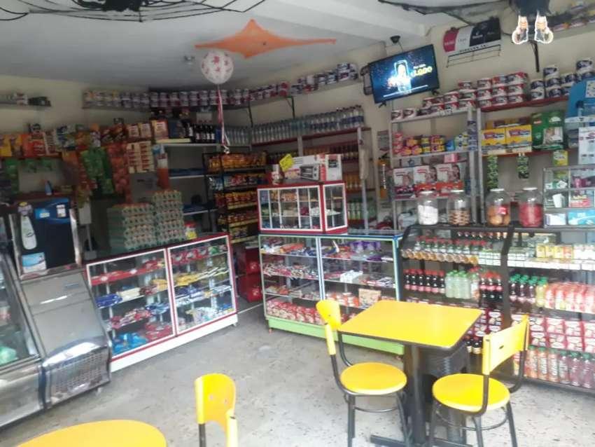 Ganga cigarreria acreditada barrio Marandu, Engativá. Muy surtida 0
