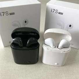 Audífonos Bluetooth Tipo AirPods I7 Tws