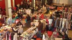 OPORTUNIDAD VENDO lotes ropa y fondo de comercio