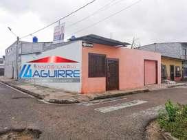 Venta de Casa Esquinera, Sector Parque Lineal, Sur de Machala