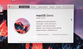 Mac book Air. Mod.. 2011