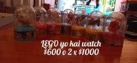 Símil lego yo Kai watch