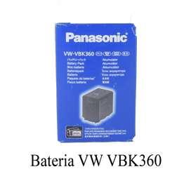 Bateria Para Lumix Vw Vbk360 Para Hdc-tm40 Hc-v500 Hc-v700