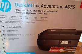 Impresora Hp 4675 Multifuncion