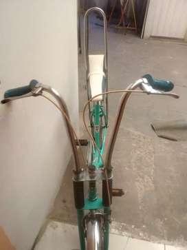Bicicleta monark  color verde
