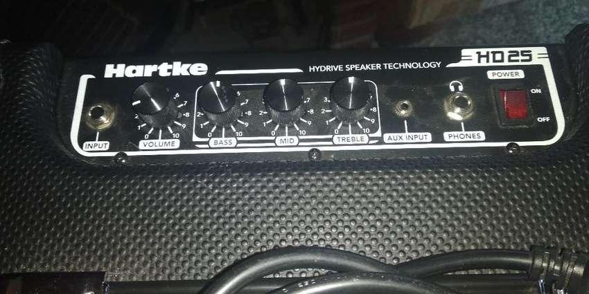 Amplificador para bajo 0