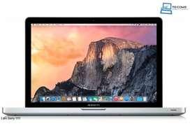 Portátil Macbook Pro A1278 Core I5 8gb 500gb Os Catalina
