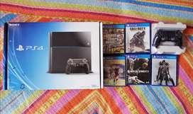 Playstation 4 500GB(USADO)