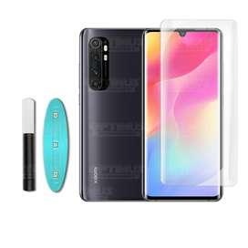 Vidrio templado Protector UV Dispersión Liquida para Xiaomi Mi Note 10 Lite
