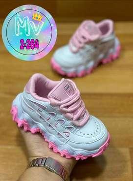 Zapatos de luces para niños