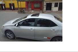 x viaje-Toyota Corolla Premium
