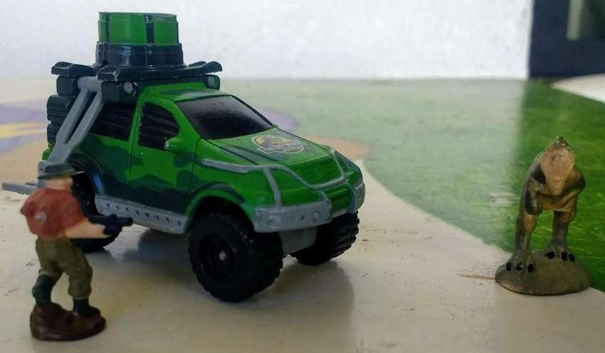 Jurassic Park The Lost World 0