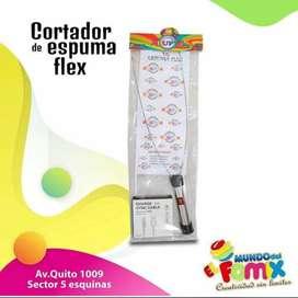 Cortador de espuma flex