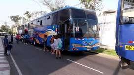 Alquiler de buses para turismo