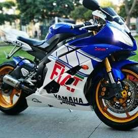 Vendo hermosa Yamaha r6r