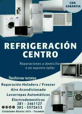Refrigeración Service