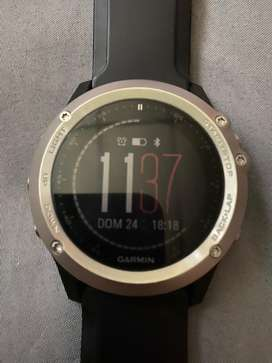 Vendo Garmin Femix 3 HR