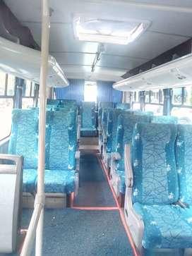 Bus ruta pasajeros