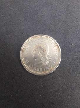 Moneda 1 peso 1959