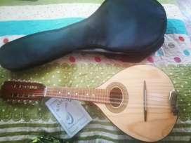 Instrumento: MANDOLINA