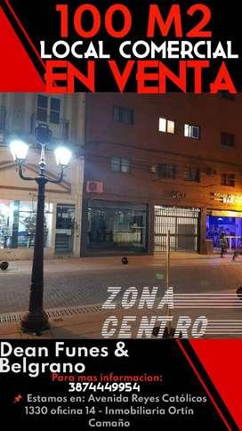 100m2 Local - zona CENTRO
