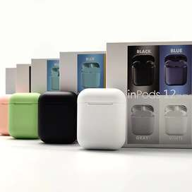 Auriculares Inalambricos Bluetooth In Pods 12