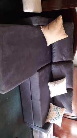 Venta de Sala Baul Y Sofa Cama