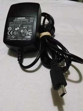 .Cargador Gps garmin original PSCO5R - 050A1.  5V- 1.0A
