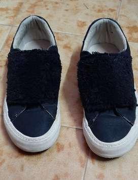 Zapatillas Zara Nro 33