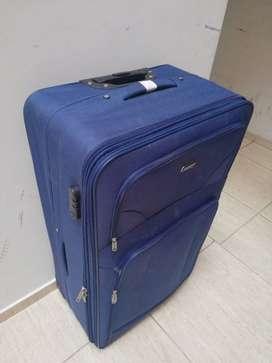 Maleta o equipaje para viajar