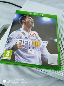 VENDO JUEGO (FIFA 18) ORIGINAL, PARA XBOX ONE