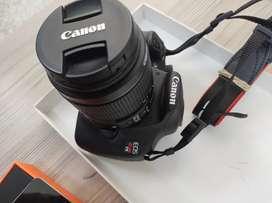 Camara Canon rebel t5
