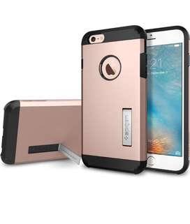 Oferta de Precio ! Super Carcasa Spigen Iphone 6s plus nueva original y en caja !