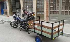 Se hacen expresos moto remolque