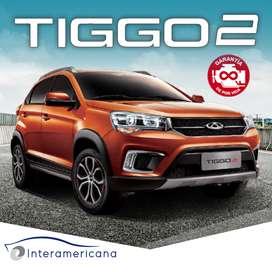 CHERY TIGGO 2 - 2020 | INTERAMERICANA NORTE