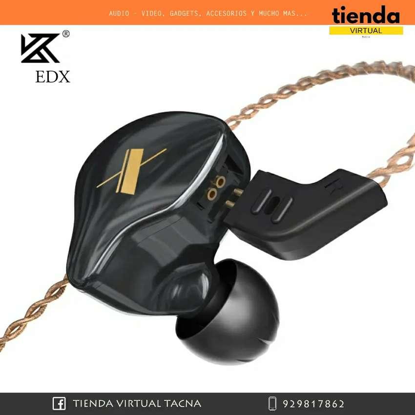 AUDIFONO KZ EDX