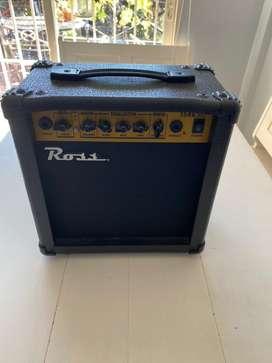 Amplificador Ross G15R