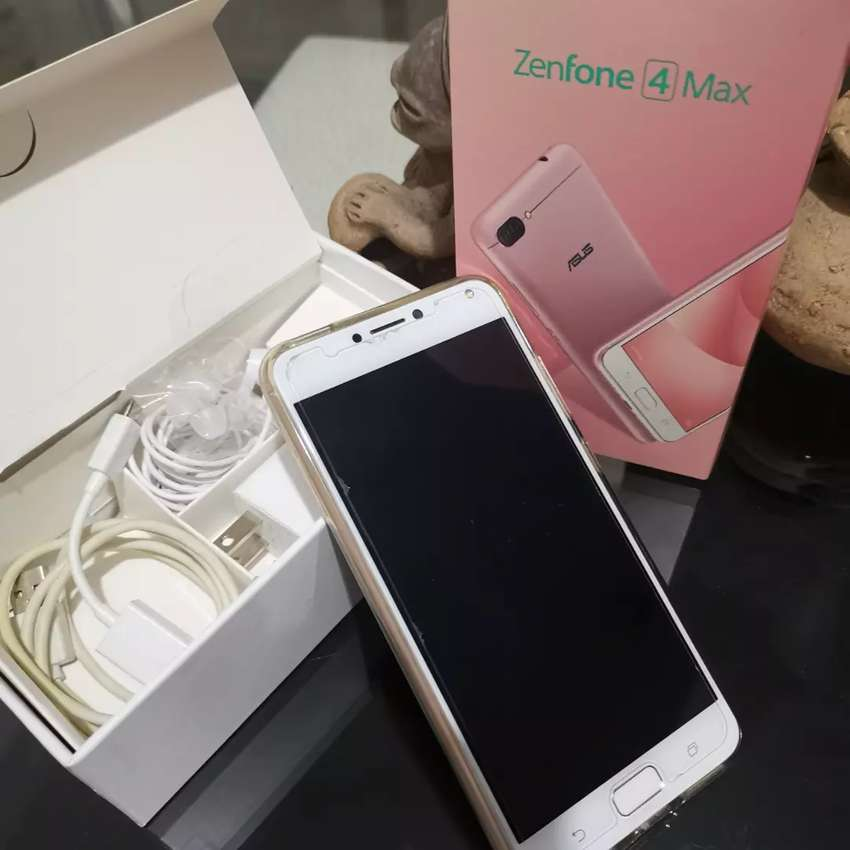 Celular Asus Zenfone 4 Máx 5.5 pulgadas 0