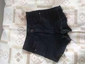 Short femenino