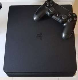 Vendo o permuto ps4 slim