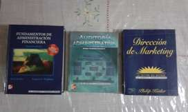 VENDO LIBROS DE UNIVERSIDAD