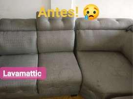 LavaMattic. Lavandería de muebles