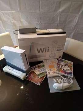Wii color blanco, Excelente estado