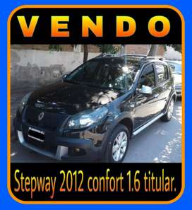 VENDO STEPWAY 2 DUEÑO