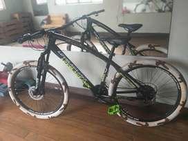 Vendo bicicleta lauxjack