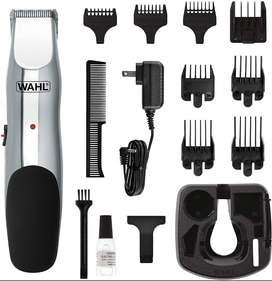 Maquina De Afeitar Wahl Barbera Inalámbrica 15 Piezas