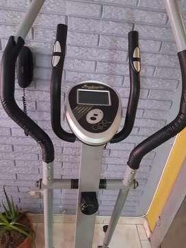 Bicicleta Eliptica Magnética