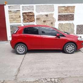 Fiat punto 1.4 atractive con solo 40 mil km